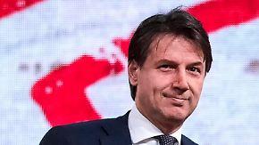 M5S und Lega einigen sich: Conte wird als neuer Ministerpräsident Italiens gehandelt