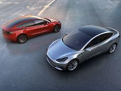 Verbraucherschutz rät ab: Tesla Model 3 bleibt Phantom