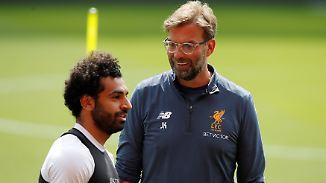Offensive pur mit Salah: Klopp tüftelt an der Taktik fürs CL-Finale