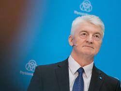 Soll Hiesinger weg?: Elliott nimmt Thyssenkrupp ins Visier
