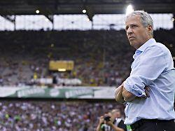 Neuer Trainer in Dortmund: Kann Lucien Favre auch Spitzenklub?