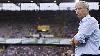 Neuer Coach beim BVB: Kann Lucien Favre auch Spitzenklub?