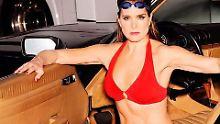 50+ und fabelhaft: Brooke Shields als Baywatch-Nixe