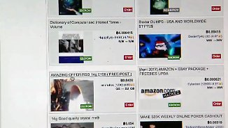 Tödlicher Rausch per Post: Darknet-Handel mit harten Drogen boomt