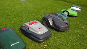n-tv Ratgeber: Warentest warnt vor gefährlichen Rasenrobotern