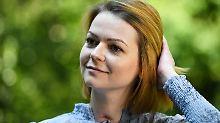 Nach Giftanschlag in Salisbury: Julia Skripal will zurück nach Russland