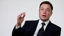 """Attacke auf """"große Medien"""": Tesla-Chef Musk verliert die Nerven"""