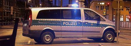 Bei Entschärfungsversuch: Fliegerbombe in Dresden teildetoniert