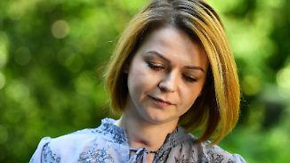 """""""Hoffe, nach Russland zurückzukehren"""": Julia Skripal äußert sich erstmals nach Giftanschlag"""