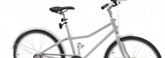 Sturzgefahr beim Radeln: Ikea ruft sein Fahrrad zurück