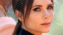 """""""Royal Wedding""""-Gesicht: Victoria Beckham reagiert auf Kritik"""