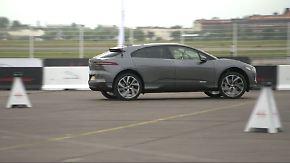 Typische britische Eleganz: So fährt sich der neue Jaguar I-Pace