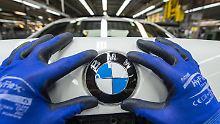 """""""An den Haaren herbeigezogen"""": Autobauer fürchten US-Zölle"""