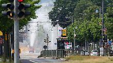"""""""Bereit, das Risiko zu erhöhen"""": Fliegerbombe in Dresden entschärft"""