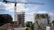 Neun Jahre in Folge: Wirtschaftswachstum stößt an Grenzen