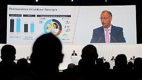 Hauptversammlung bei Bayer: Fusion mit Monsanto stößt auf Kritik