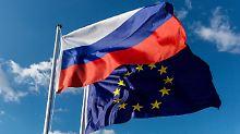 Veto von mehreren Staaten?: EU droht Streit um Russland-Sanktionen