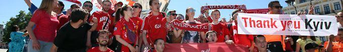 Der Sport-Tag: 17:09 Für Kloppo - In Mainz sind heute alle Liverpooler