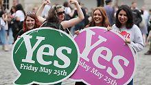 """""""Stille Revolution"""": Iren stimmen klar gegen Abtreibungsverbot"""