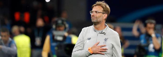 Liverpool verliert CL-Finale: Für Klopp geht schief, was schief gehen kann