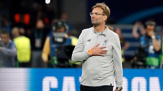 Liverpools Trauma gegen Real: Für Klopp geht schief, was schief gehen kann