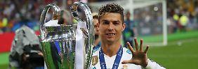 Ronaldo macht sich wichtig: Der Stinker im Sturm