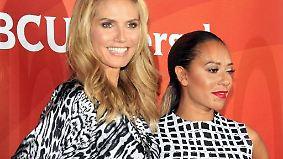 Promi-News des Tages: Heidi Klum will ein Spice Girl werden