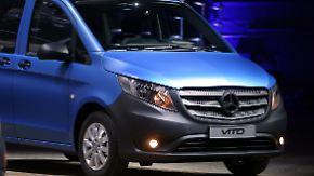Vito und C-Klasse betroffen: Daimler droht Massenrückruf von Dieselfahrzeugen