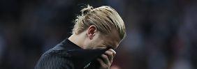 Nach Ramos' Ellenbogen: Karius mit Gehirnerschütterung im CL-Finale