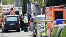Tragödie auf dem Schulweg: Müllwagen überrollt Siebenjährigen