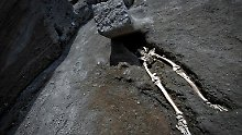 Fundsache, Nr. 1375: Fast 2000 Jahre altes Skelett in Pompeji