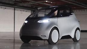 Alternative Antriebe im Fokus: E-Stadtauto Uniti One steht in den Startlöchern