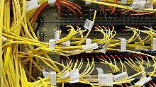 BND überwacht De-Cix: Internetknoten klagt gegen Geheimdienst