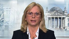 """Andrea Lindholz zur Bamf-Affäre: """"Ein Untersuchungsausschuss ist zu diesem Zeitpunkt nicht nötig"""""""