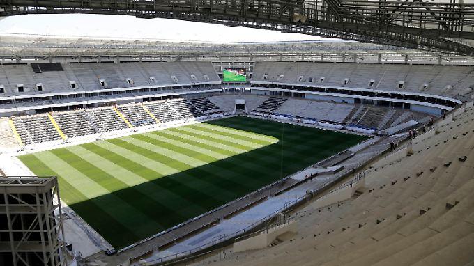 Die WM-Stadien im Porträt: Rostow-Arena