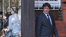 Staatsanwaltschaft stellt Antrag: Behörde will Auslieferung Puigdemonts