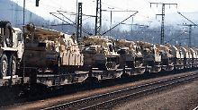 """""""Führende Rolle"""" für Deutschland: Nato plant Eingreiftruppe mit 30.000 Soldaten"""