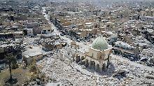Urteil wegen IS-Mitgliedschaft: Französin muss im Irak lebenslänglich in Haft