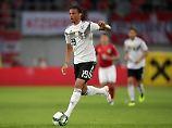 Leroy Sané darf nicht mit dem DFB-Team zur WM nach Russland fahren.