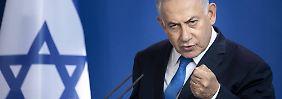 Teheran will Zentrifugen bauen: Israel droht Iran mit Militärschlag