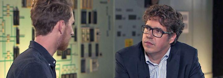 "Michael Kellner bei Klamroths Konter: ""Fahrverbote sind Schrei nach vernünftiger Politik"""