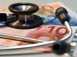 Riesige Finanzreserven: Krankenkassen haben Milliardenüberschuss