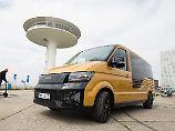 Shuttle-Service mit E-Bussen: VW-Tochter Moia soll neue Ära einleiten
