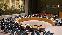 Große Mehrheit in UN: Deutschland in Sicherheitsrat gewählt
