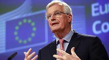 Absage an temporäre Lösung: EU lehnt Brexit-Plan für Nordirland ab