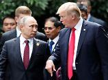 Putin und Trump: Moskau denkt über Wien als Gipfelort nach