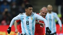 Der Sport-Tag: Argentinien und Kolumbien müssen für WM nachnominieren