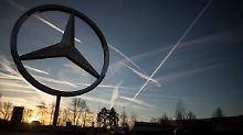 Hunderttausende Autos betroffen: KBA findet weitere Daimler-Manipulationen