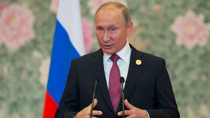 Wladimir Putin würde sich gerne bald mit Donald Trump treffen.