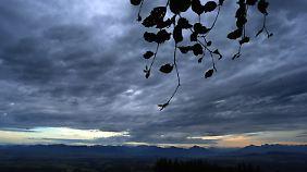 Wetter beruhigt sich langsam: Neue Woche bringt Abkühlung